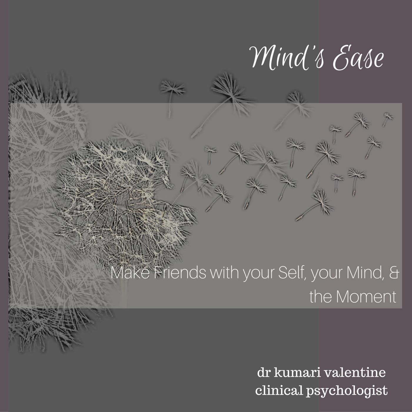Mind's Ease – Make friends with your Self, your Mind, and the Moment CD OUT SOON